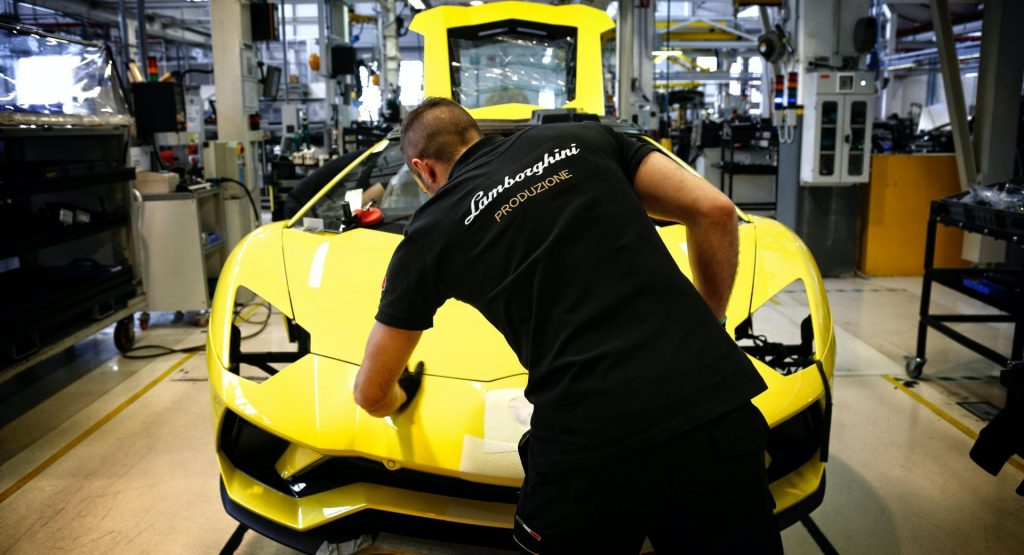 The European Auto Industry is shuting down