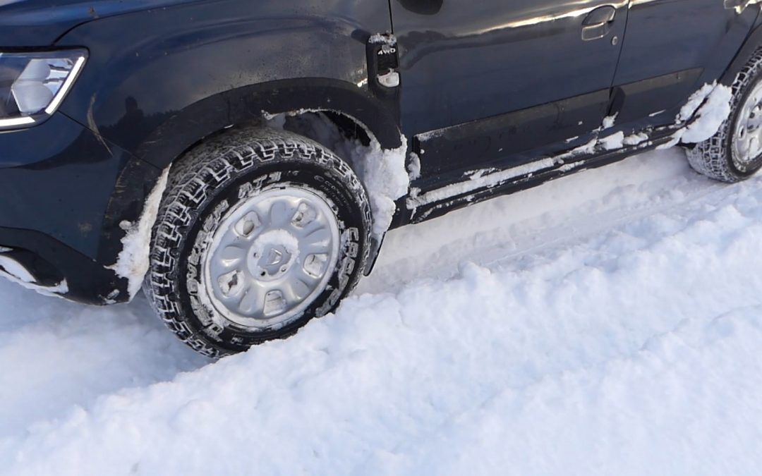 Duster 2018 ABS, ESC and 4WD Failure In Snow
