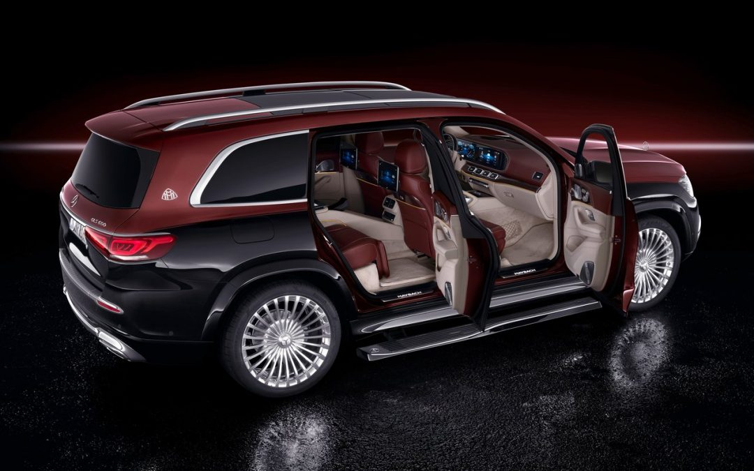 Maybach GLS 600 2021 – Latest High-End Luxury SUV