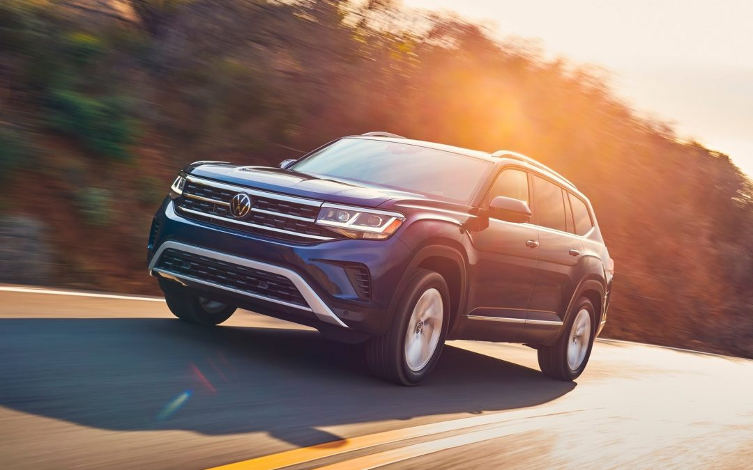 Volkswagen Atlas 2021 – Big Family Crossover