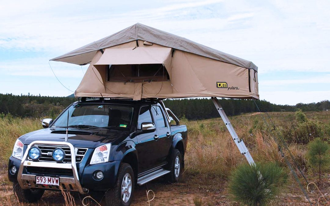 Top 5 Best Rooftop Tents for Camping & Outdoors