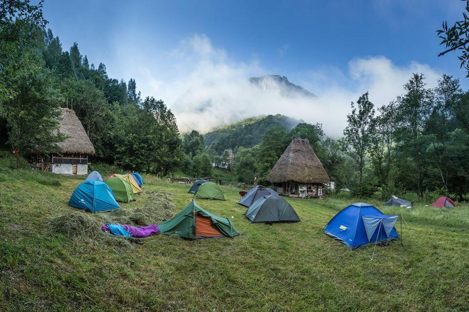 Top Ten Places for Camping in Romania
