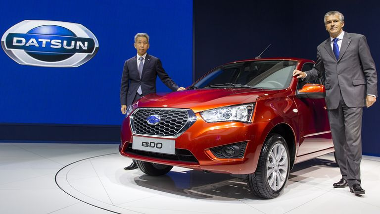 Nissan Will Kill off the Datsun Brand Again