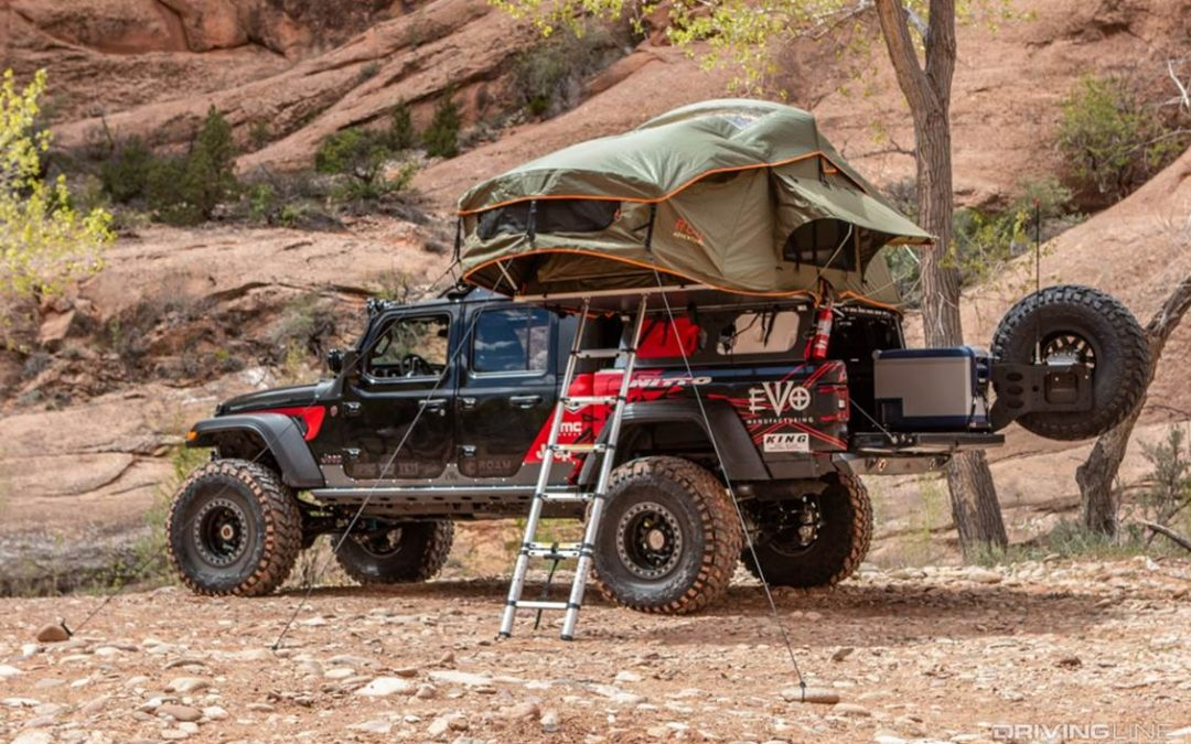 Top 5 Vehicles for Overlanding