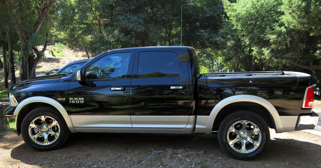 Ram 1500 Diesel Pick-Up Recalled Due to Fire Hazard