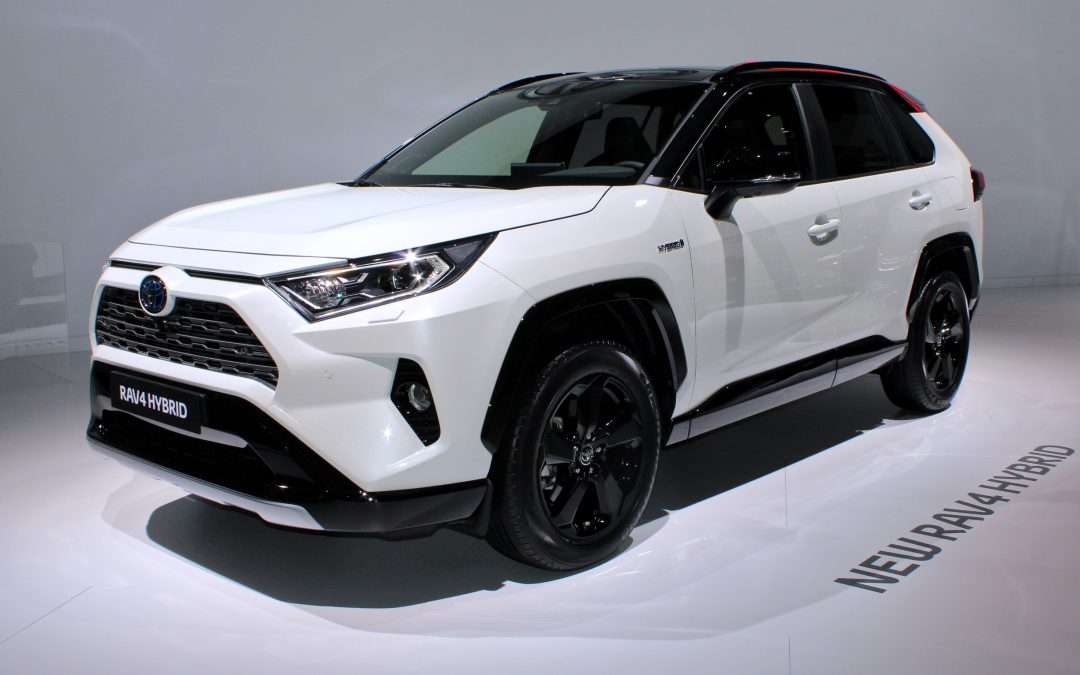 Toyota Recalls RAV4s over Faulty Lower Suspension Arm
