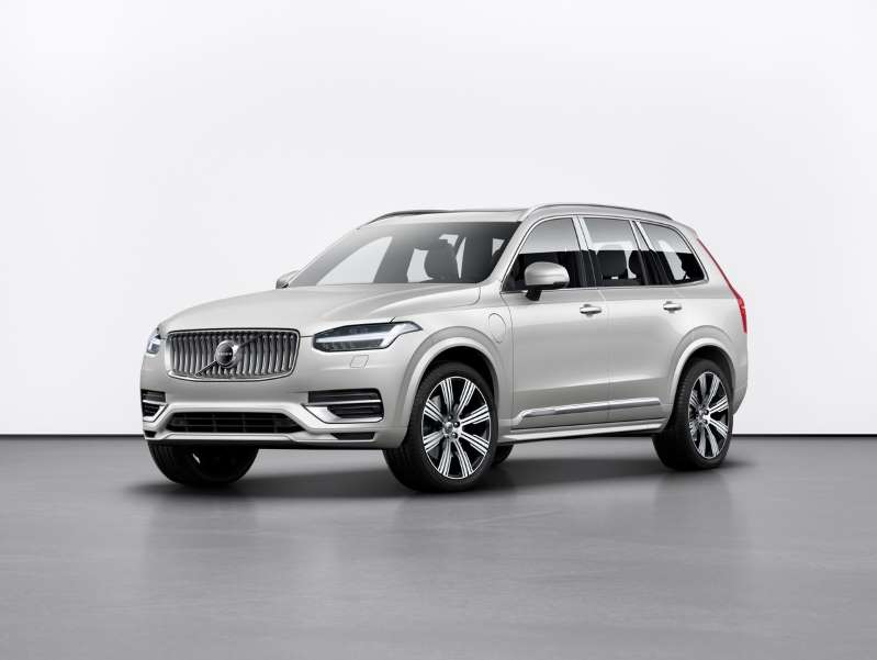 Volvo's Plans to go ALL Electric