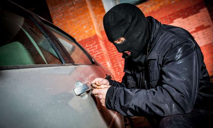 5 Most Stolen Cars in the U.S.