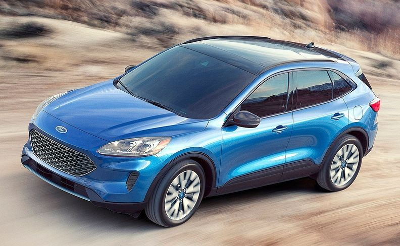 Ford delays Escape production after recall of Kuga