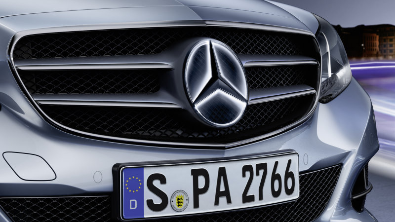 Mercedes-Benz SUVs Recalled For Power Steering Isuess