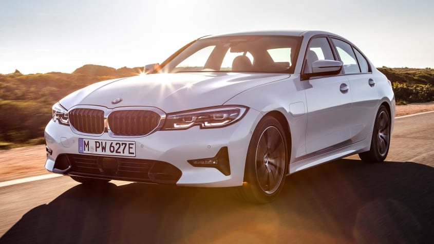 BMW recalls some plug-in hybrid models