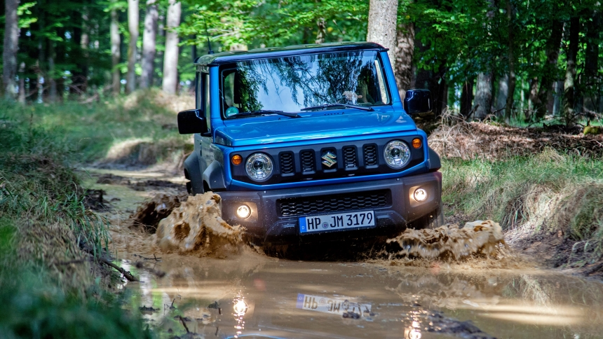 Top 10 Best Small Cars for Off-roading