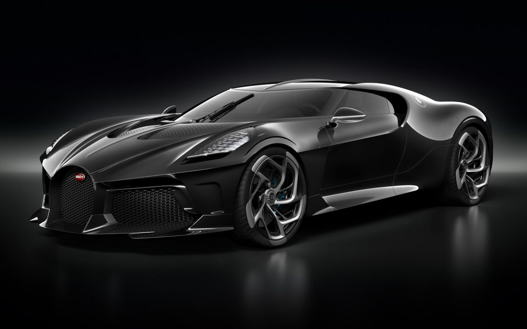 Top 10 Most Expensive New Cars